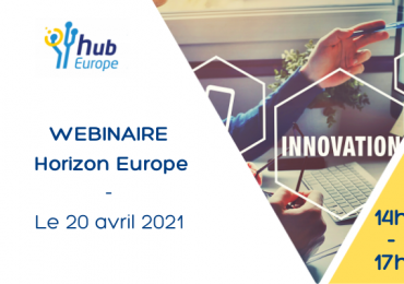 Webinaire Horizon Europe